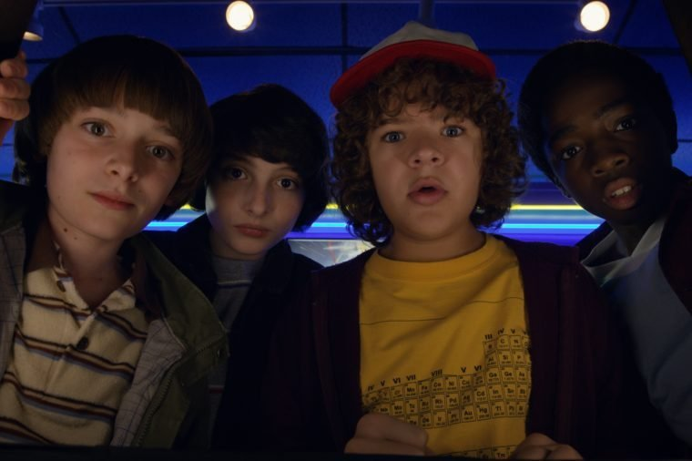 """Stranger Things"" (Season 2) TV Series - 2017"