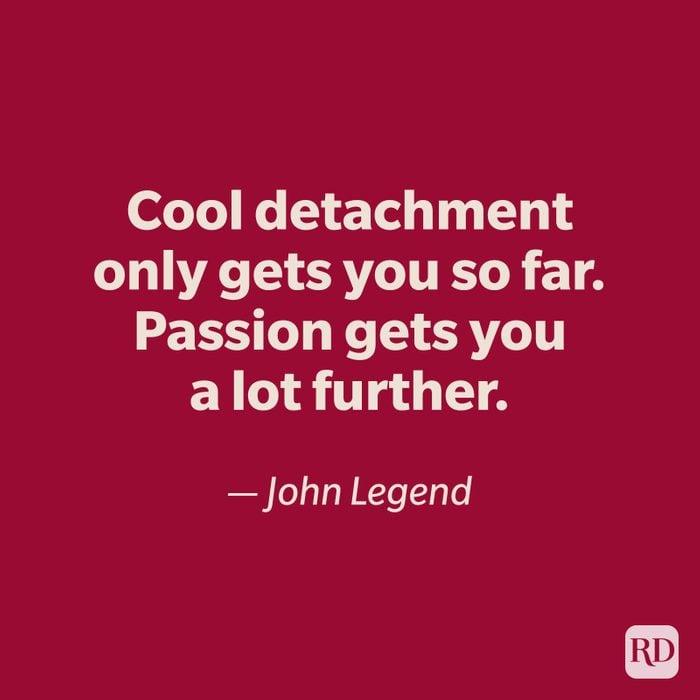 John Legend quote