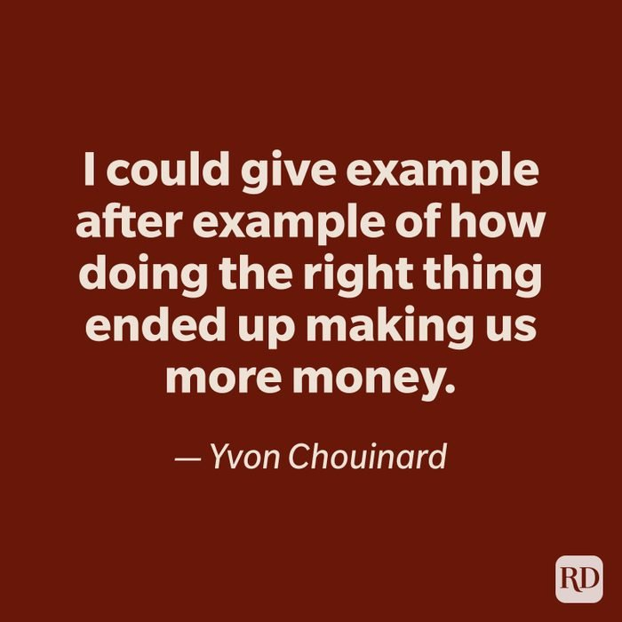 Yvon Chouinard quote