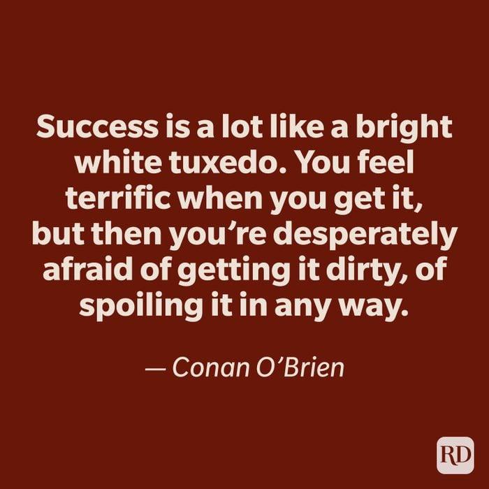 Conan O'Brien quote