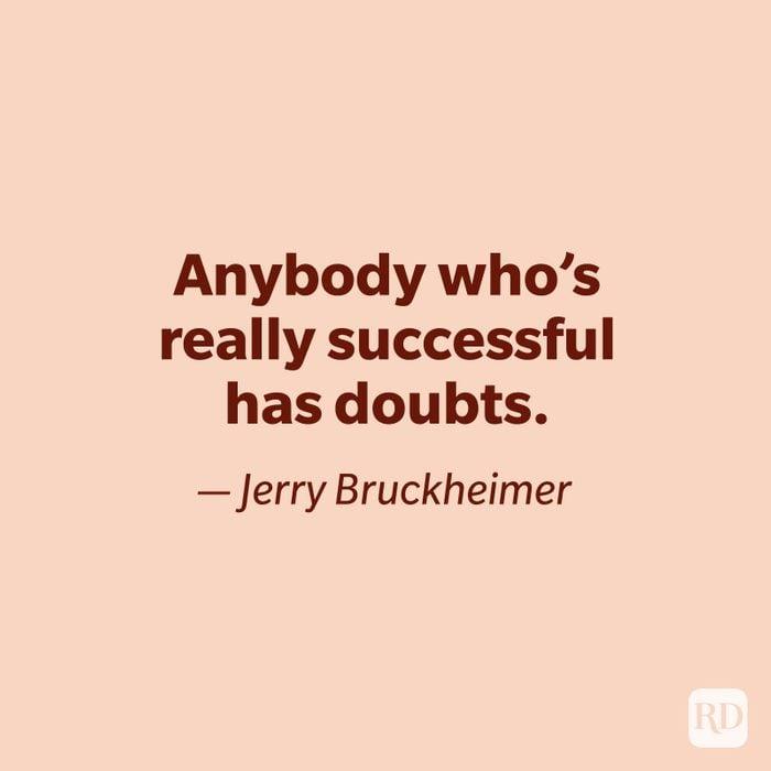 Jerry Bruckheimer quote