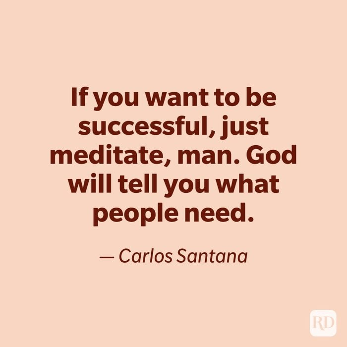 Carlos Santana quote