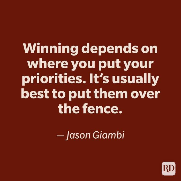 Jason Giambi quote