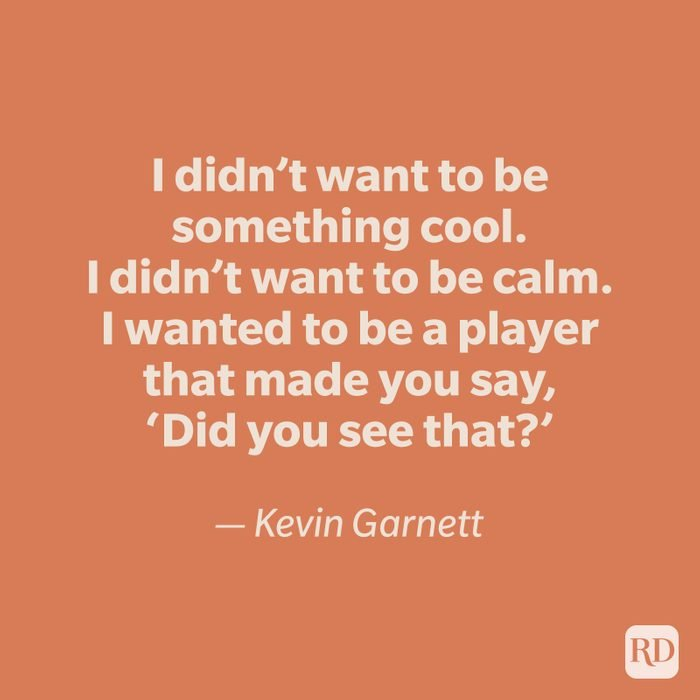 Kevin Garnett quote