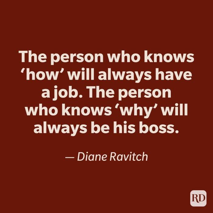 Diane Ravitch quote