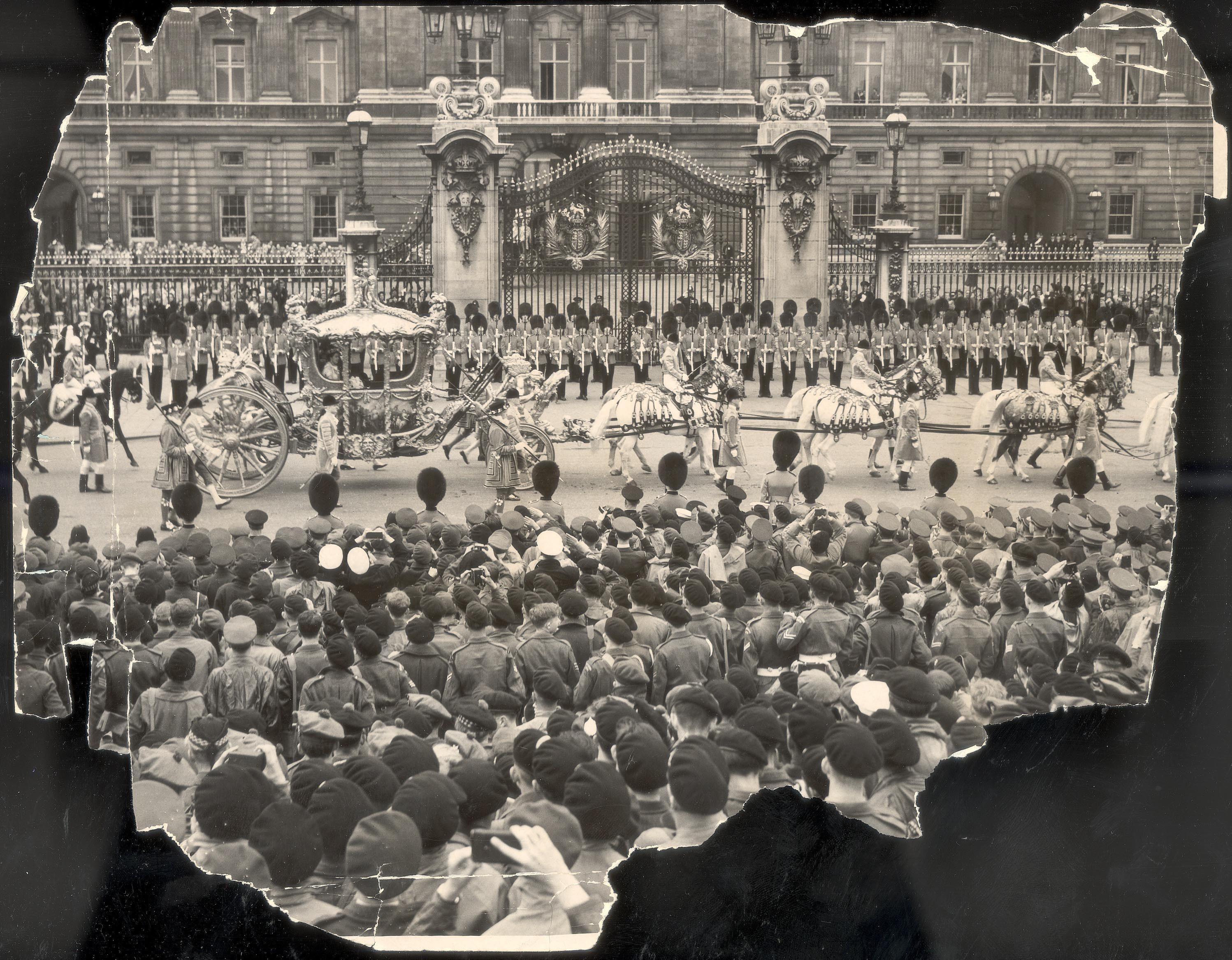 The Queen's Procession