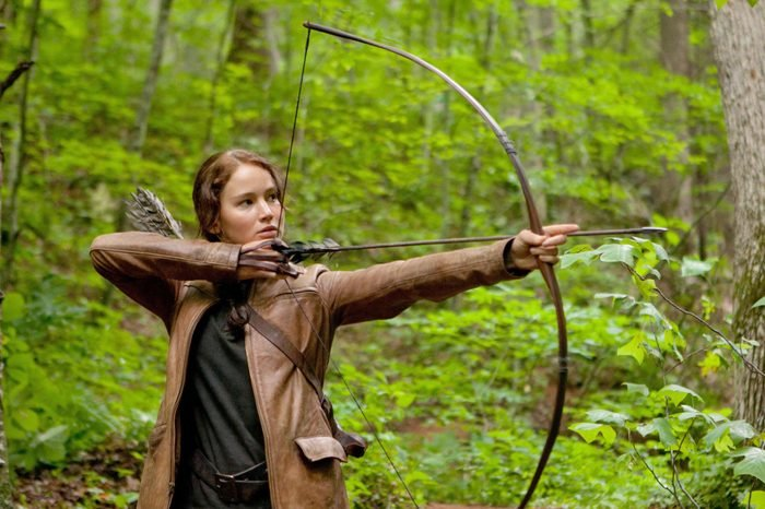 The Hunger Games - 2012