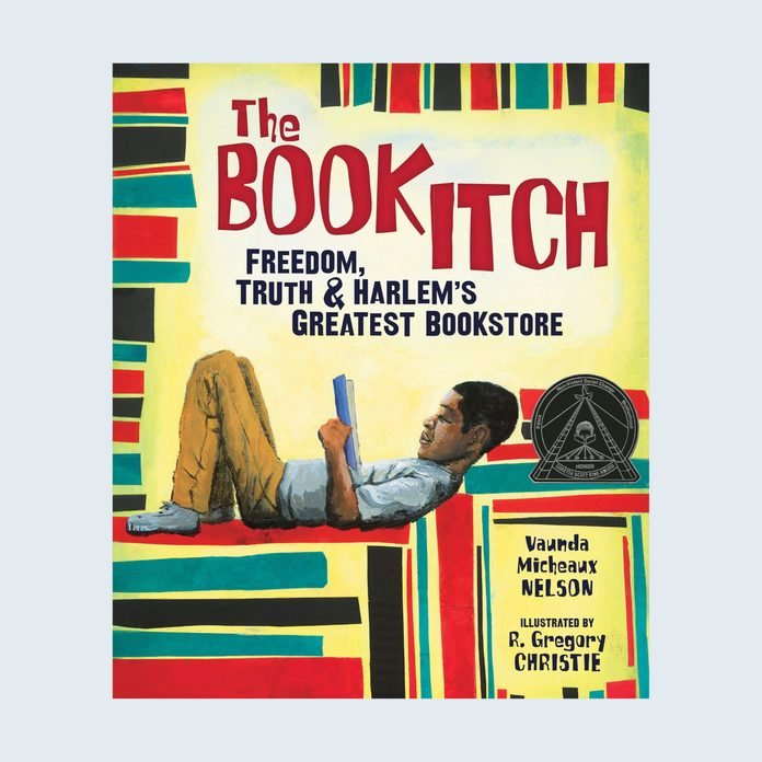 The Book Itch: Freedom, Truth, & Harlem's Greatest Bookstore by Vaunda Michaux Nelson