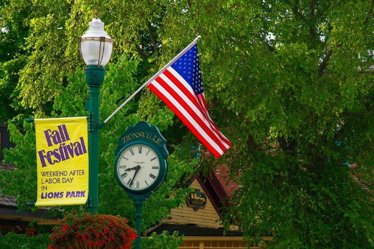 Town of Zionsville