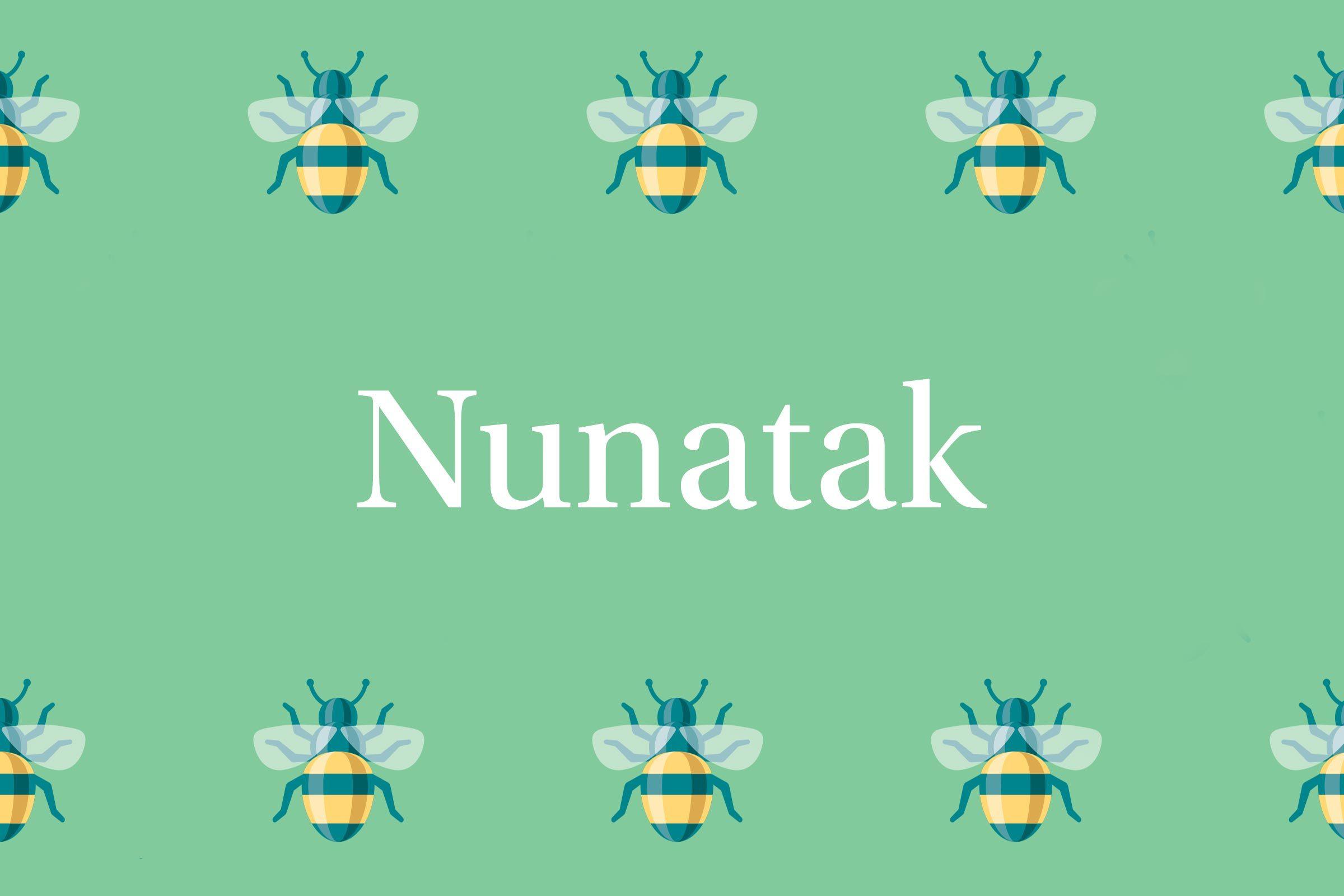 Nunatak