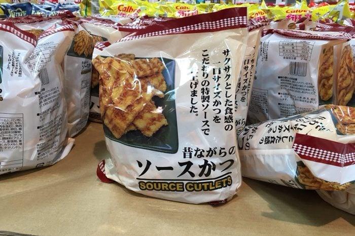 Cutlet crackers