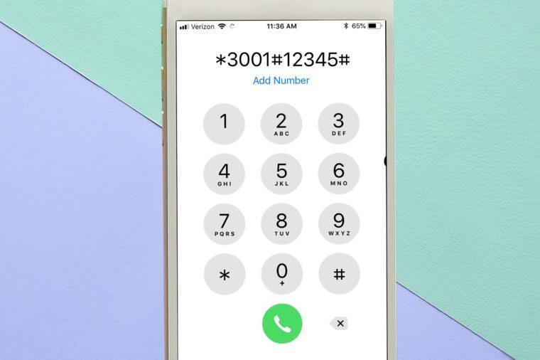 Hidden Smartphone Codes You Should Start Using | Reader's Digest