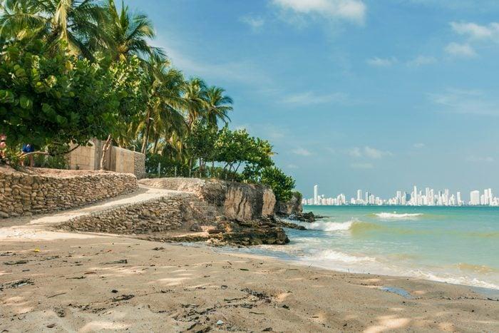 Tierra Bomba Cartagena de Indias Colombia
