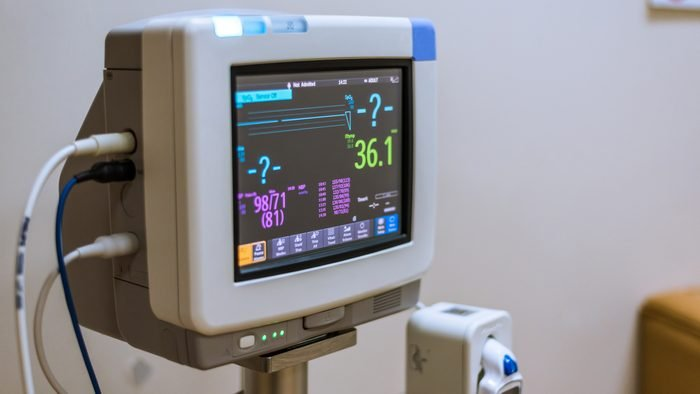Electrocardiographic (ECG) Monitoring Medical Device