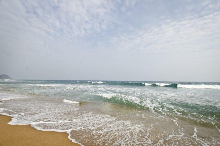 A beautiful yarada beach
