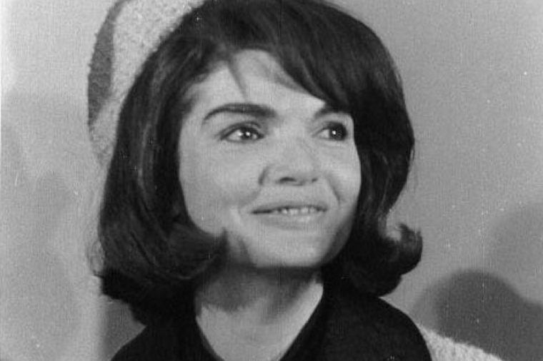 Jacqueline Kennedy in Fort Worth, Texas, on Friday morning, November 22, 1963