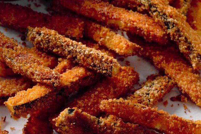 Italian Grill Zucchini Fritte