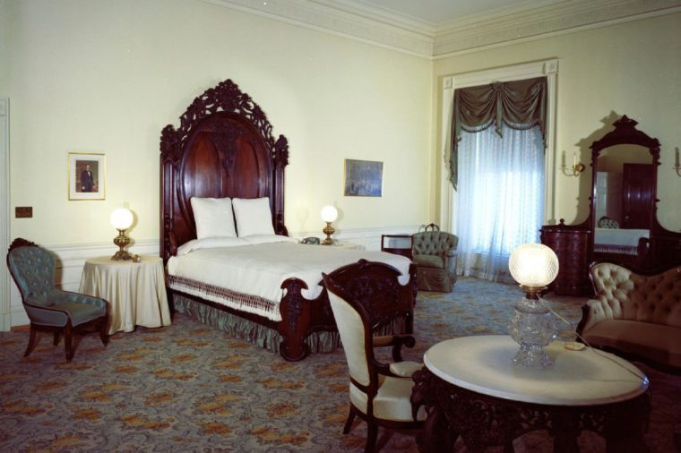 Lincoln Bedroom