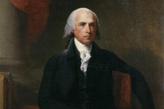 Portrait of James Madison, 1806