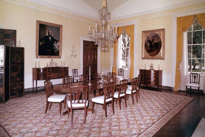 White House Dining Room