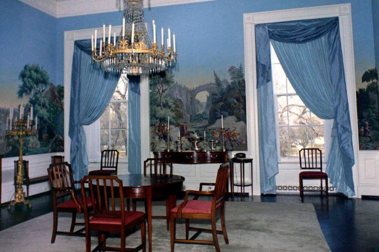 President's Dining Room, White House