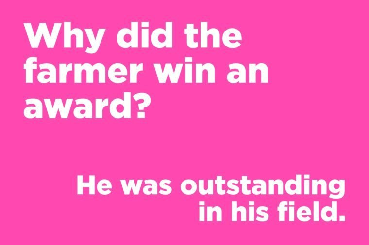 farmer award