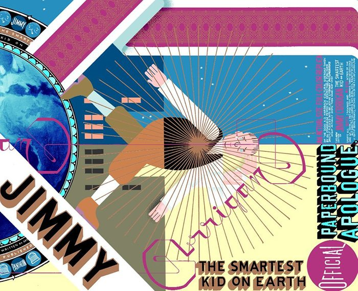 Jimmy Corrigan- The Smartest Kid on Earth by Chris Ware