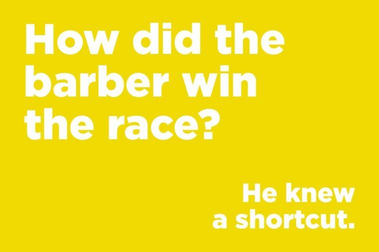 barber race