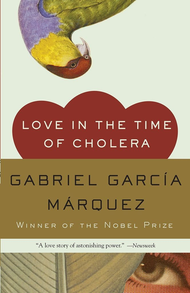 Love in the Time of Cholera by Gabriel Garcia Márquez