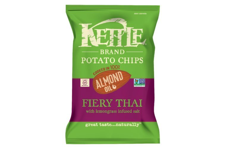 Fiery Thai chips