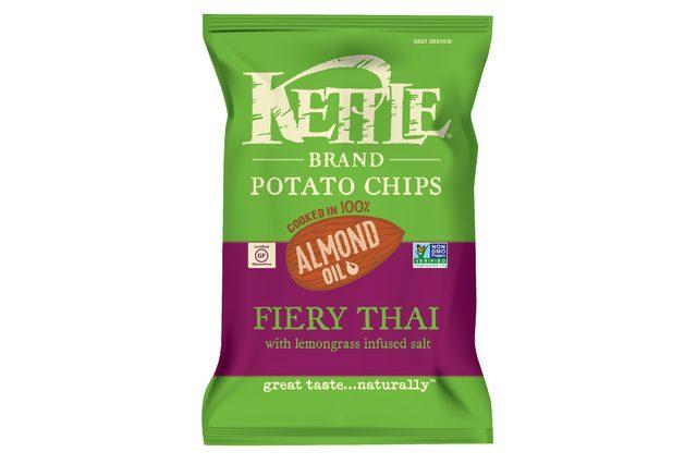 Fiery Thai chips