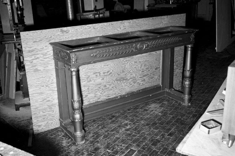 Antique White House Furniture