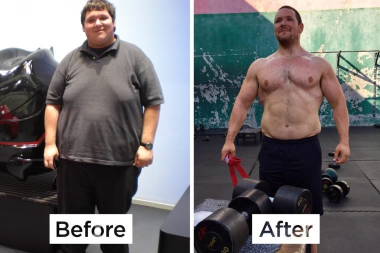 Weight Loss for Men: How They Lost 100-Plus Pounds | Reader's Digest