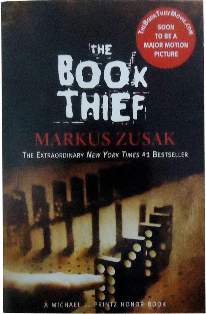 57- The Book Thief by Markus Zusak