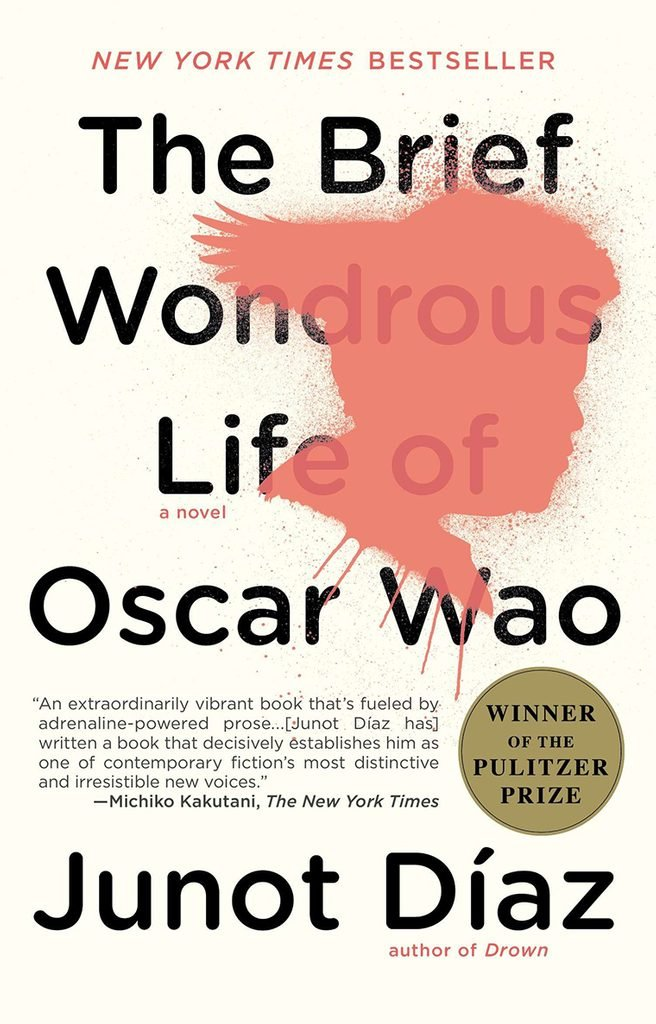 58- The Brief Wondrous Life of Oscar Wao by Junot Diaz