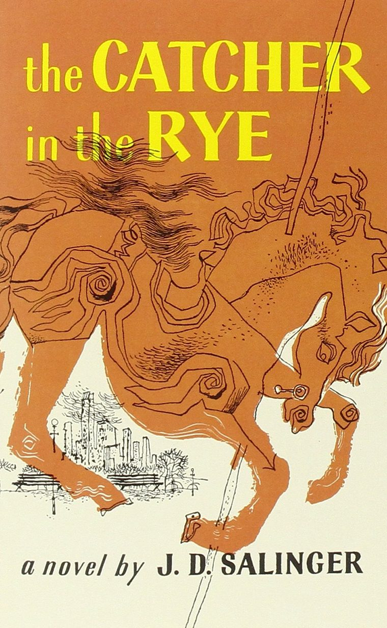 59- The Catcher in the Rye by J.D. Salinger