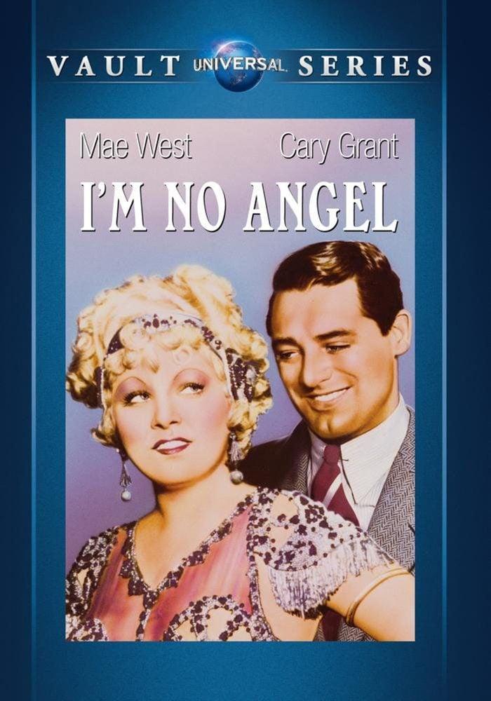Movie quotes. I'm no angel