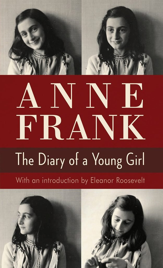 63- The Diary of a Young Girl by Anne Frank