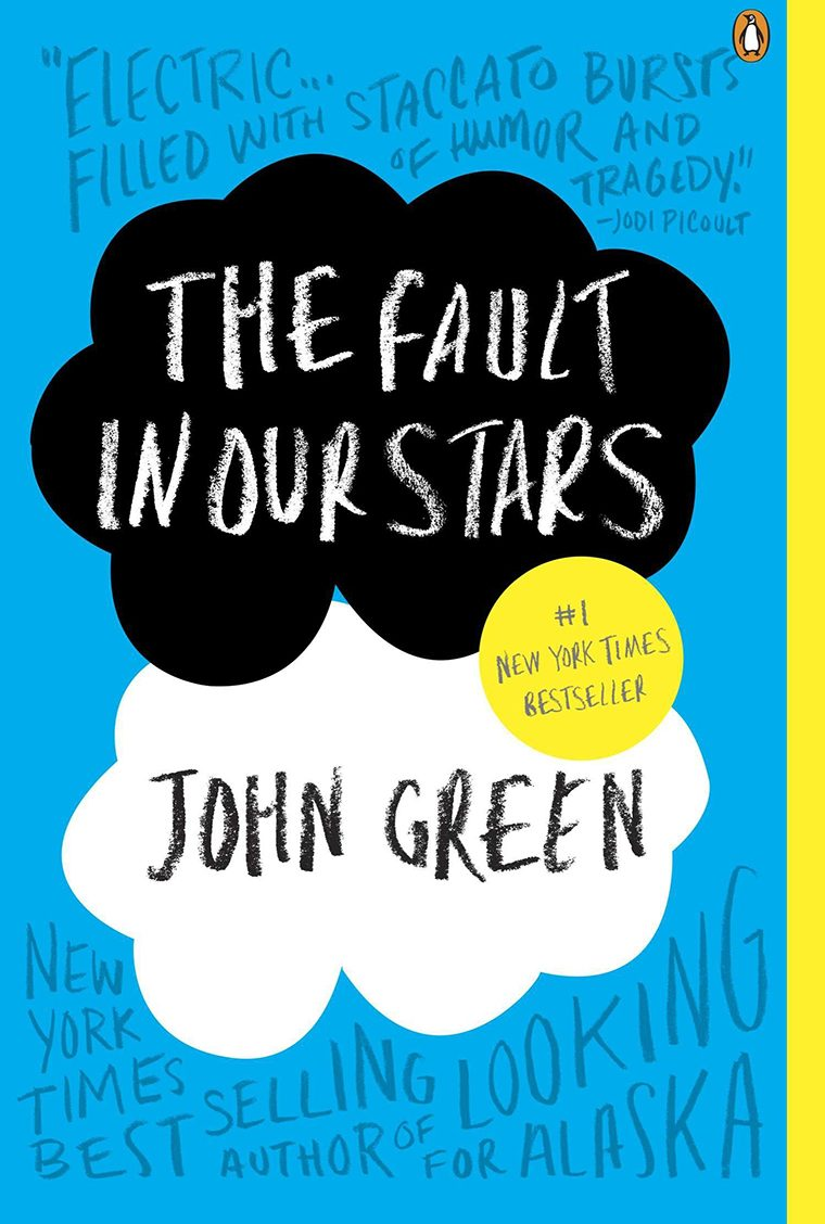 64- The Fault in Our Stars by John Green