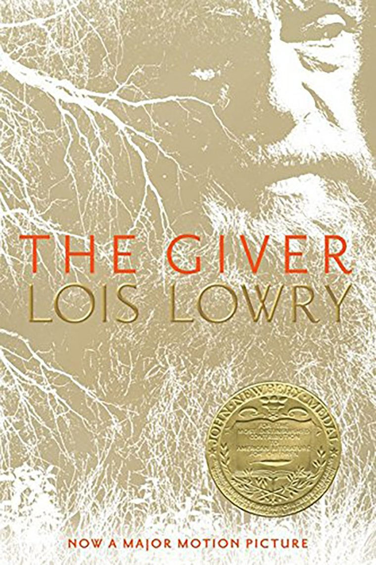 65- The Giver by Lois Lowry