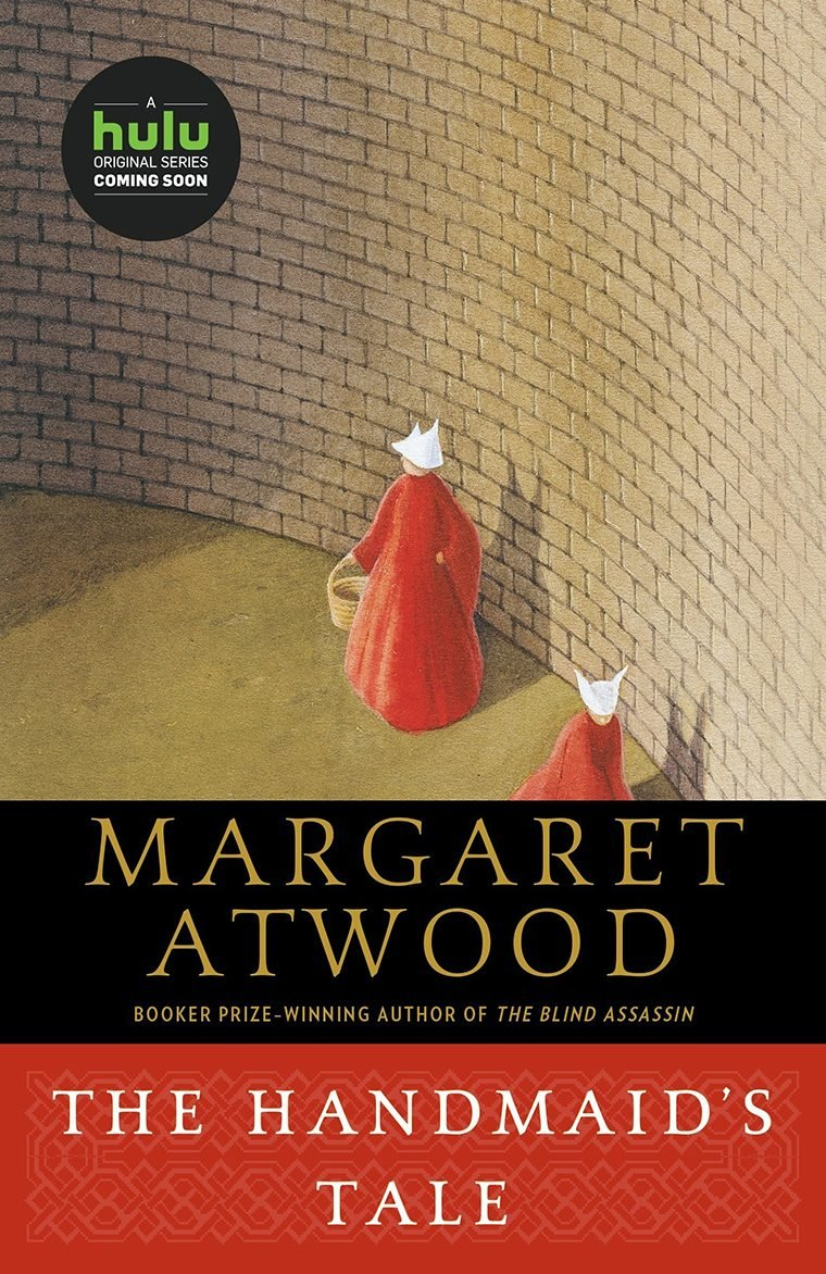 68- The Handmaid's Tale by Margaret Atwood
