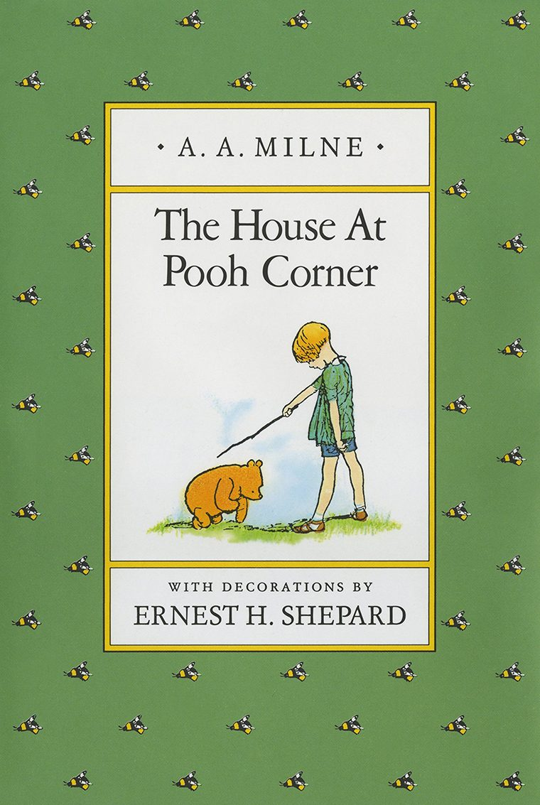 69- The House at Pooh Corner by A. A. Milne