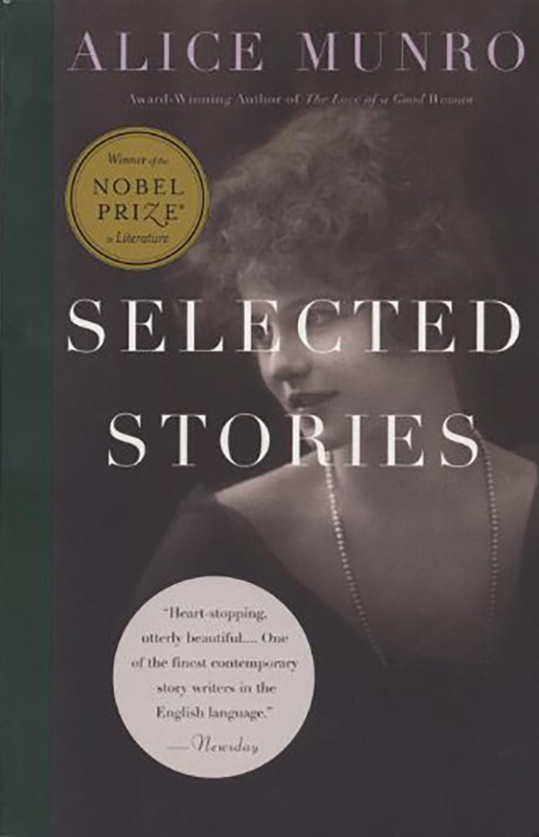 Selected Stories, 1968-1994 by Alice Munro