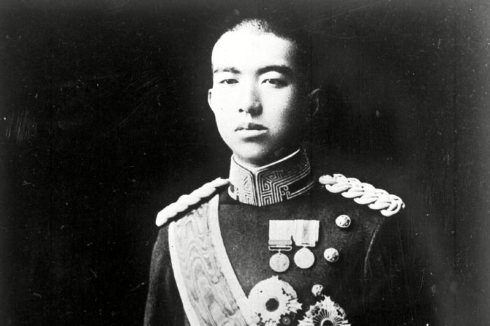 Crown Prince Hirohito, Regent of Japan
