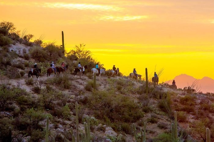 Tanque Verde Ranch, Arizona