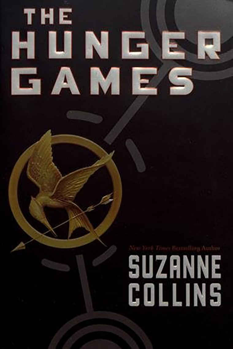 70- The Hunger Games by Suzanne Collins