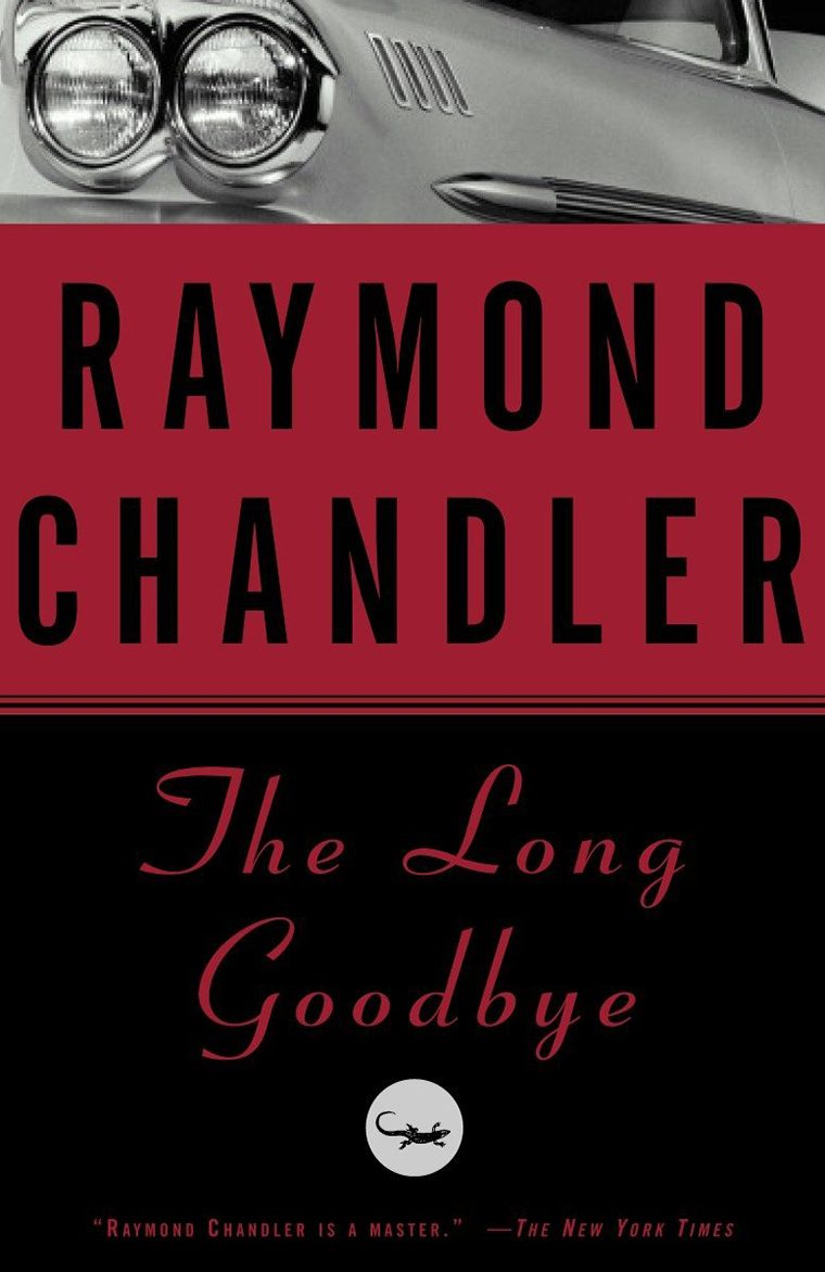 75- The Long Goodbye by Raymond Chandler