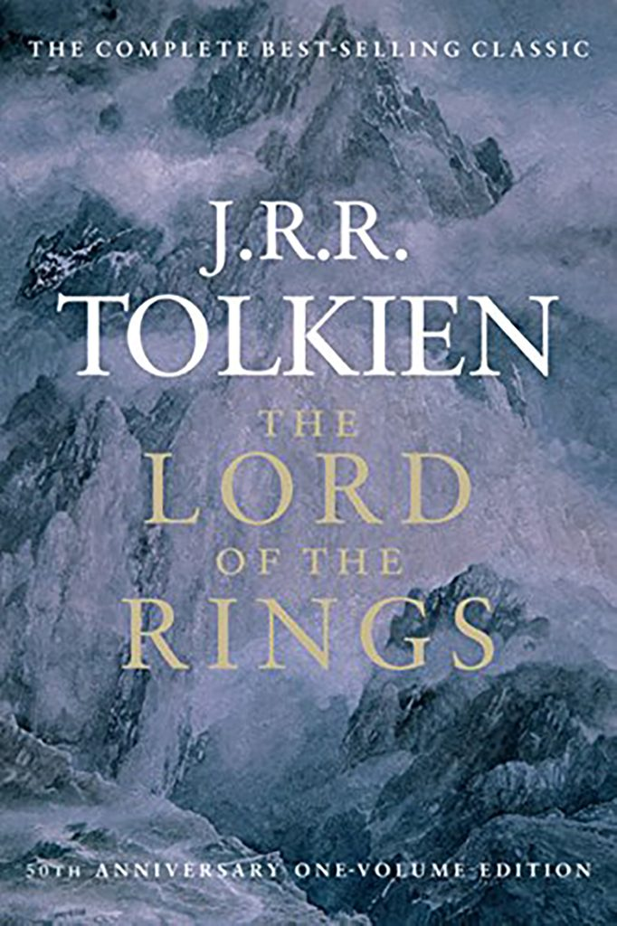 77- The Lord of the Rings by J.R.R. Tolkien