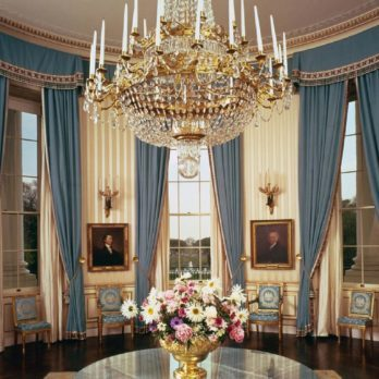 The Incredible History of Jackie Kennedy's Decorating of the White House