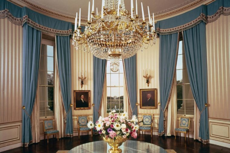 The Kennedy Blue Room